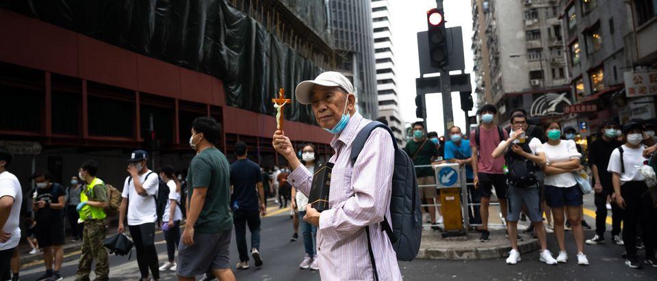 Hong Kong Marks 23 Years After Its Handover To China