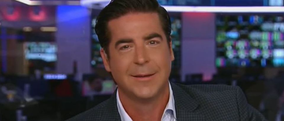 Jesse Watters pans Stone commutation critics (Fox News screengrab)
