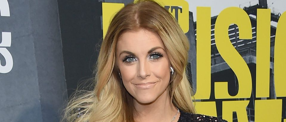 Musician Lindsay Ell attends the 2017 CMT Music Awards at the Music City Center on June 7, 2017 in Nashville, Tennessee. (Photo by Michael Loccisano/Getty Images For CMT)