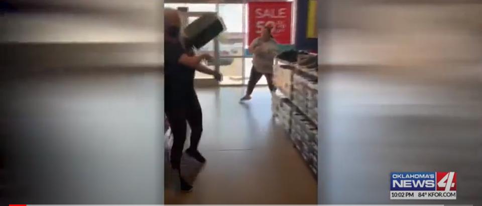 Oklahoma City Skechers Store Assault