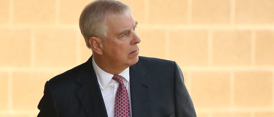 The Duke of York Prince Andrew Visits Murdoch University