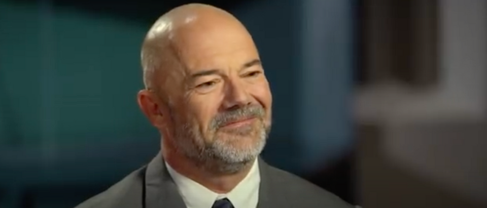 Andrew Sullivan says he's too conservative for co-workers at NY Magazine. (Screenshot YouTube CBC News: The National, https://www.youtube.com/watch?v=EL2H02hZdBY)