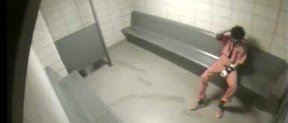 Dzhokhar Tsarnaev in prison