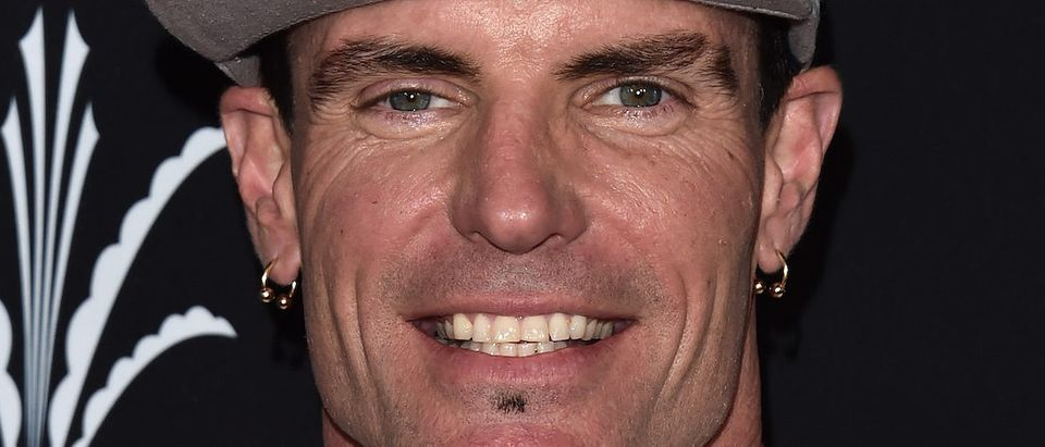 """Rapper Vanilla Ice attends ABC's """"Dancing With The Stars"""" Season 23 Finale at The Grove on November 22, 2016 in Los Angeles, California. (Photo by Alberto E. Rodriguez/Getty Images)"""