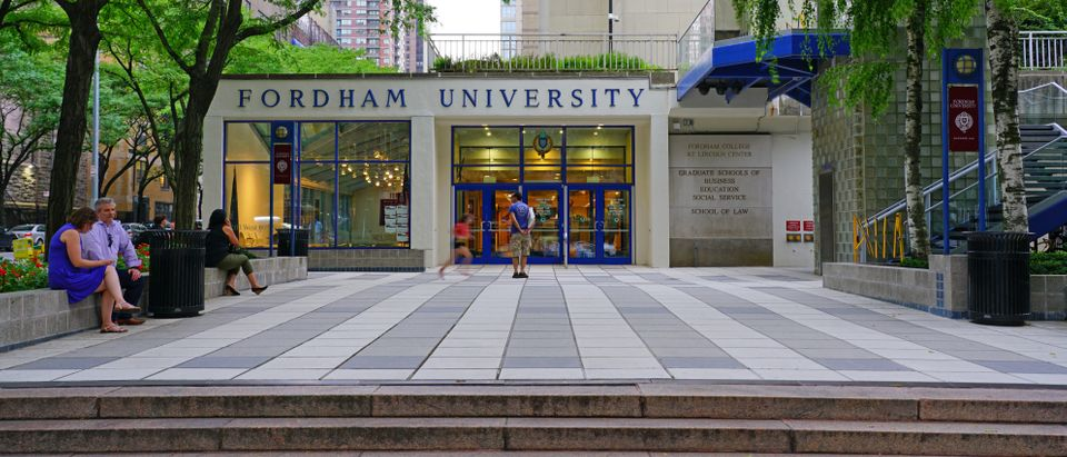 Fordham University (DW labs Incorporated/Shutterstock)