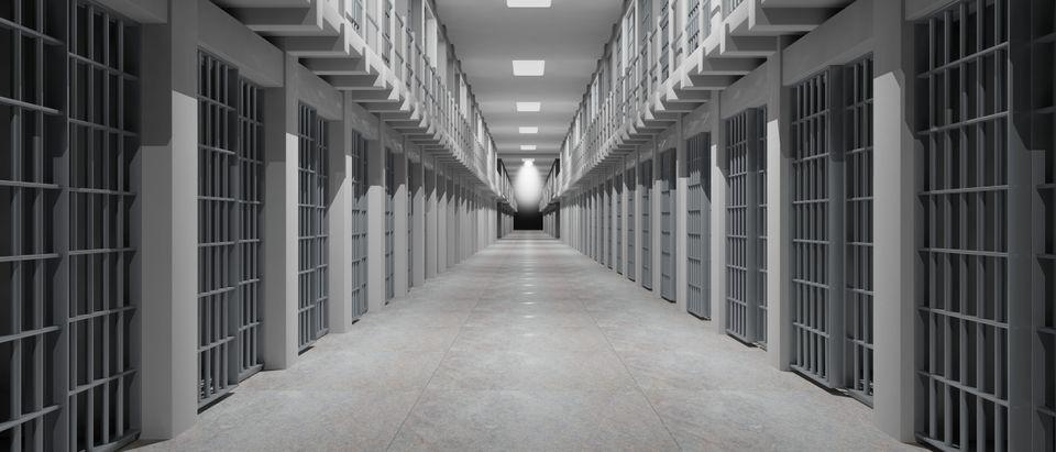 Prison (Gts/Shutterstock)