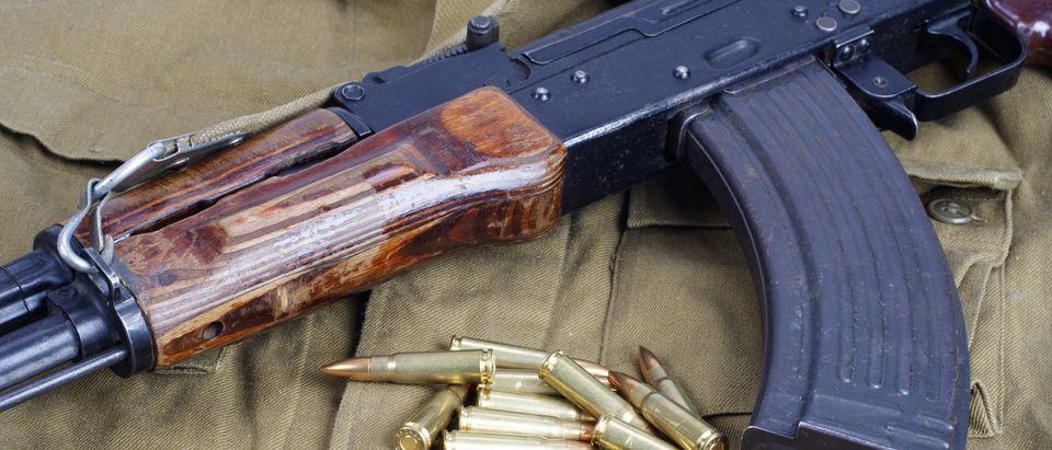 AK-47 (Shutterstock/Militarist)