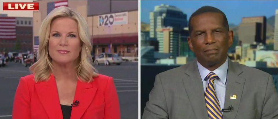 Burgess Owens rips Black Lives Matter (Fox News screengrab)