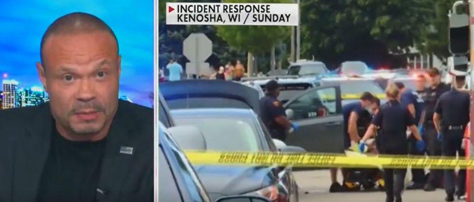 Dan Bongino breaks down Jacob Blake shooting (Fox News screengrab)