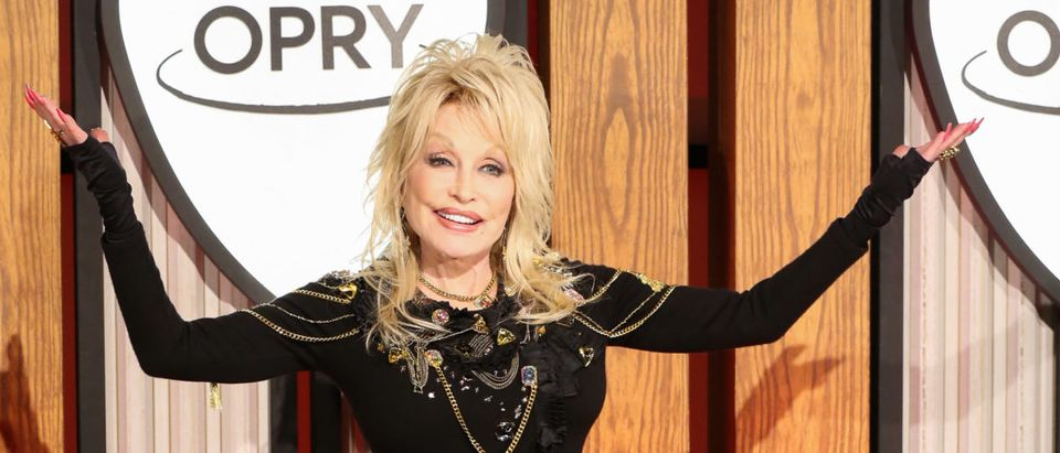 Dolly Parton's Grand Ole Opry 50th Anniversary