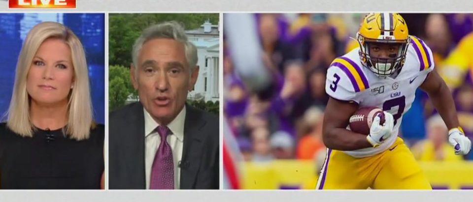 Dr. Scott Atlas makes case for college football (Fox News screengrab)