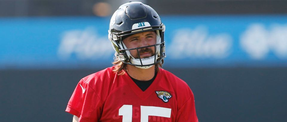 NFL: Jacksonville Jaguars-Training Camp