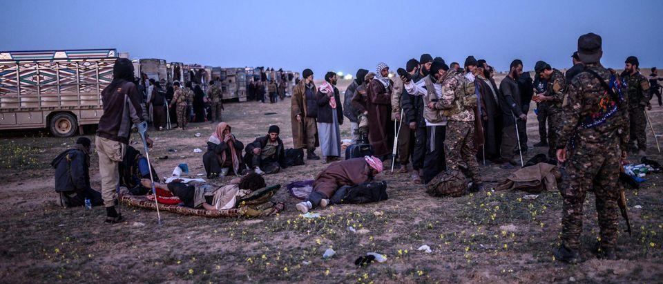 SYRIA-CONFLICT-JIHADISTS
