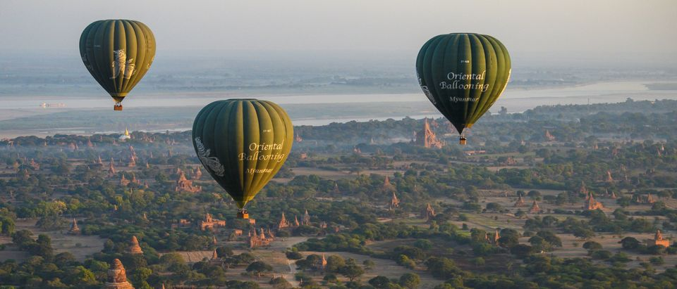 MYANMAR-HISTORY-TOURISM