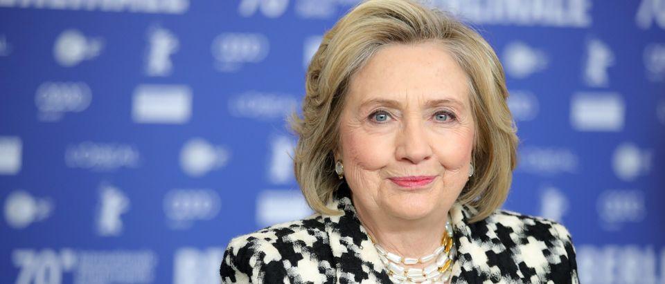 """Hillary"" Press Conference - 70th Berlinale International Film Festival"
