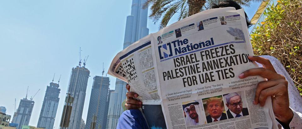 UAE-ISRAEL-US-DIPLOMACY