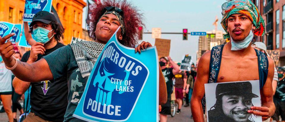 US-POLICE-SHOOTING-RACISM