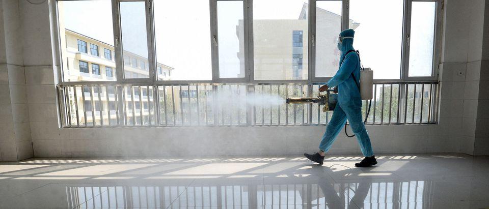 China Fights Coronavirus By Oppressing Residents Of Xinjiang Province.