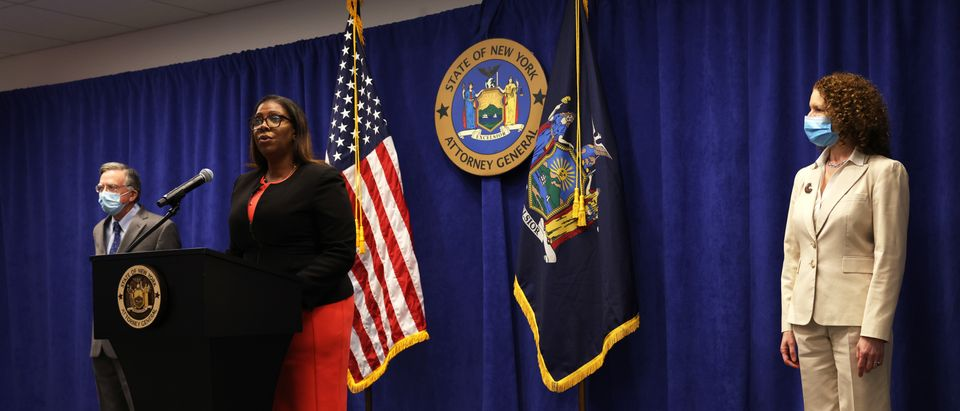 NY Attorney General Letitia James Makes Major National Announcement