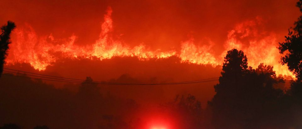 Lake Fire In Southern California Grows Rapidly, Forcing Evacuations And Threatening Structures