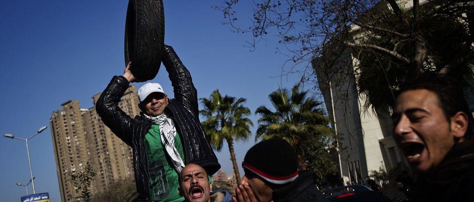 EGYPT-POLITICS-CONSTITUTION-DEMO