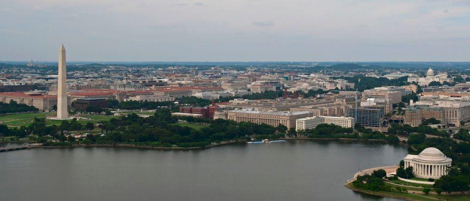 US-CITYSCAPE-WASHINGTON, DC-LANDMARKS