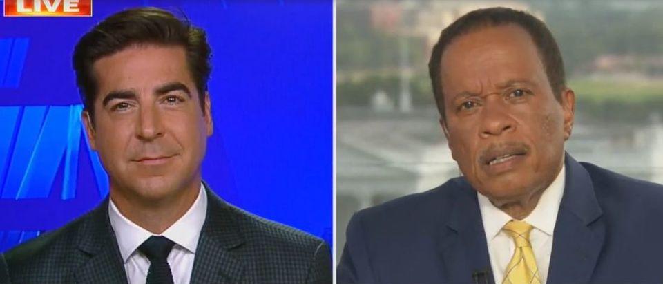Juan Williams blasts Cuban refugee's RNC comments (Fox News screengrab)