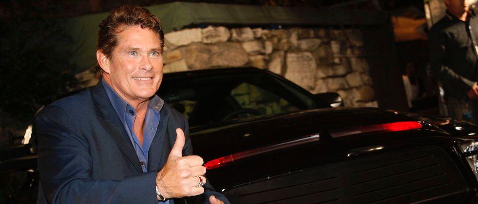 """Premiere of NBC's """"Knight Rider"""""""