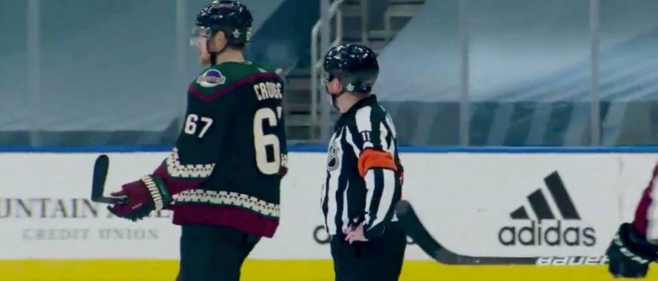 NHL (Credit: Screenshot/Twitter Video https://twitter.com/nhl/status/1295361084979851264)