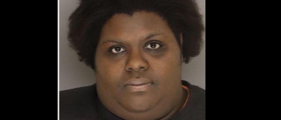 SUMTER POLICE DEPARTMENT_Sabrina Belcher, Arrested