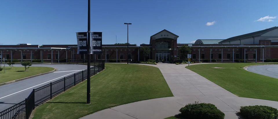 North Paulding High School in Dallas, Georgia