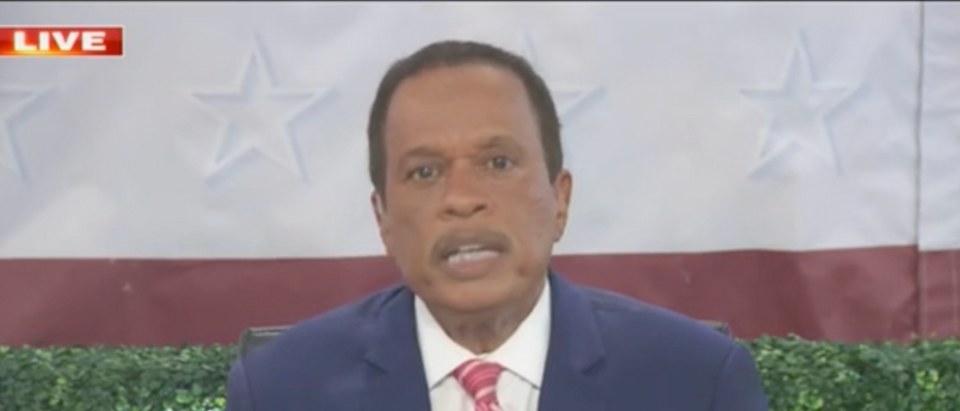 Juan Williams Confronts Jesse Watters On The Five Wednesday