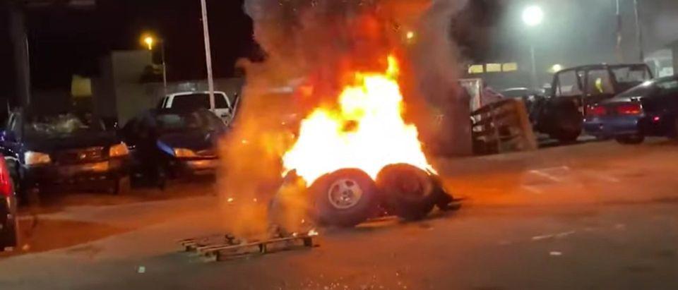 The deadly third night of kenosha riots : Daily Caller