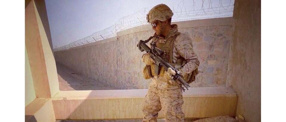 US Marine Veteran Travis Snyder