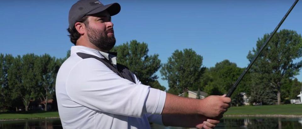 You Betcha Worst Golfers (Credit: Screenshot/YouTube Video https://www.youtube.com/watch?v=Xai_-FeZN9A)