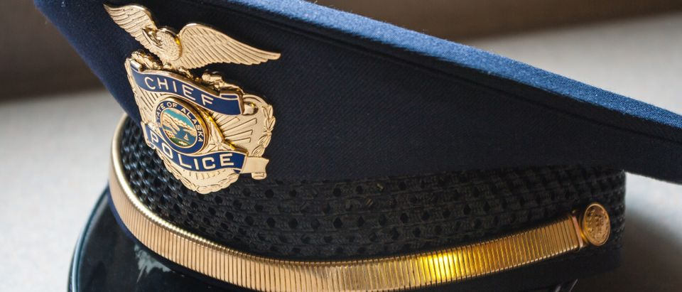 Police chief hat (Greg Browning/Shutterstock)