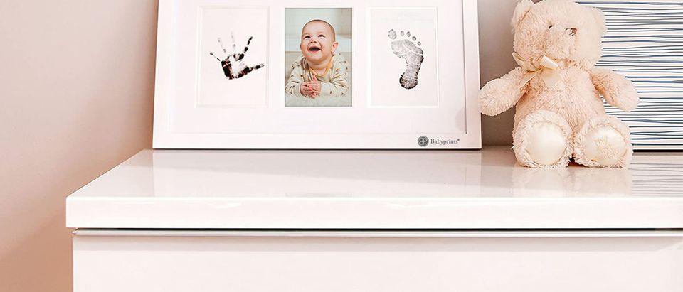 DIY Baby Print