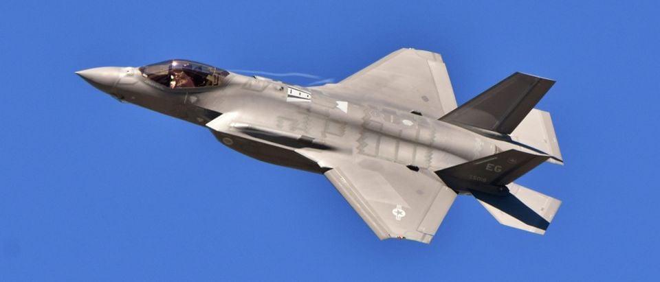 F-35 Stealth Fighter (Shutterstock/Michael Fitzsimmons)