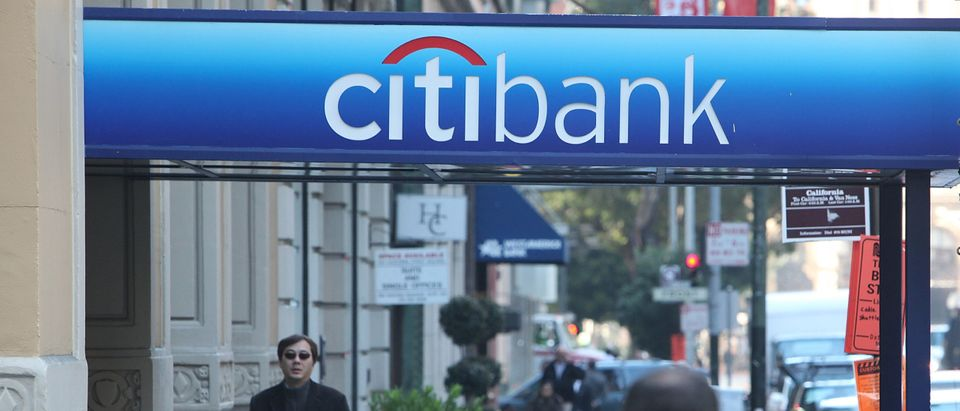 Citigroup Reports 1.3 Billion Quarterly Profit