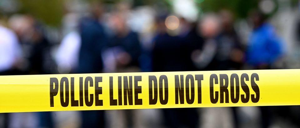 Crime Scene In New York