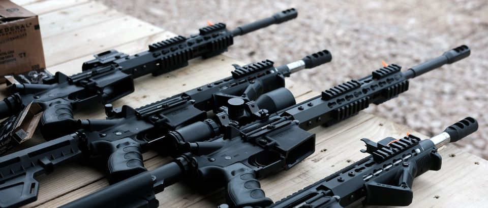 2nd Amendment Advocates Gather At The Rod Of Iron Freedom Festival