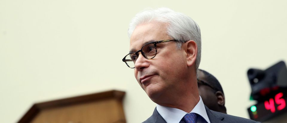 House Financial Services Committee Hears Testimony From Wells Fargo CEO Charles W. Scharf