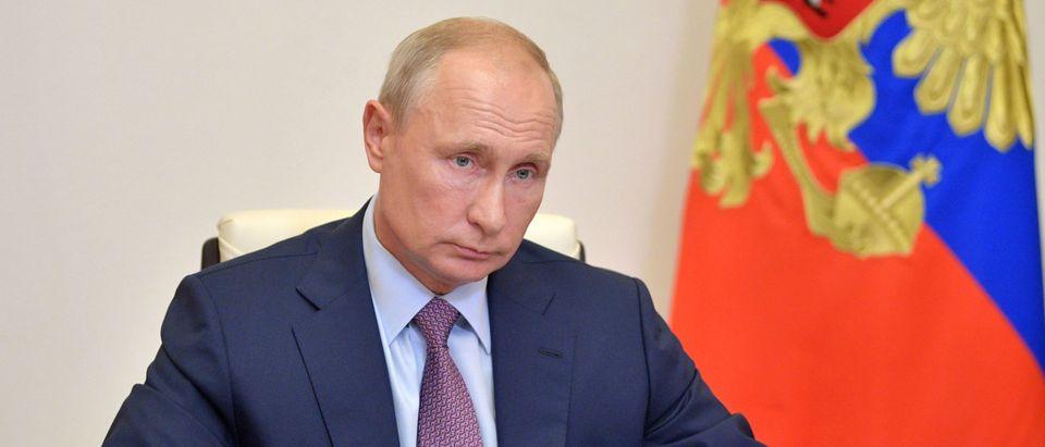 Russia President Vladimir Putin In July