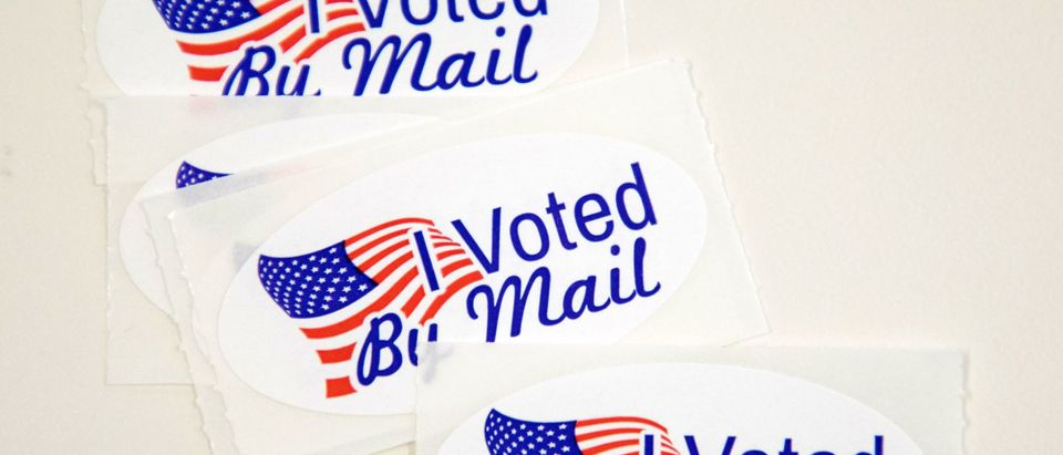 US-POLITICS-VOTE-MAIL