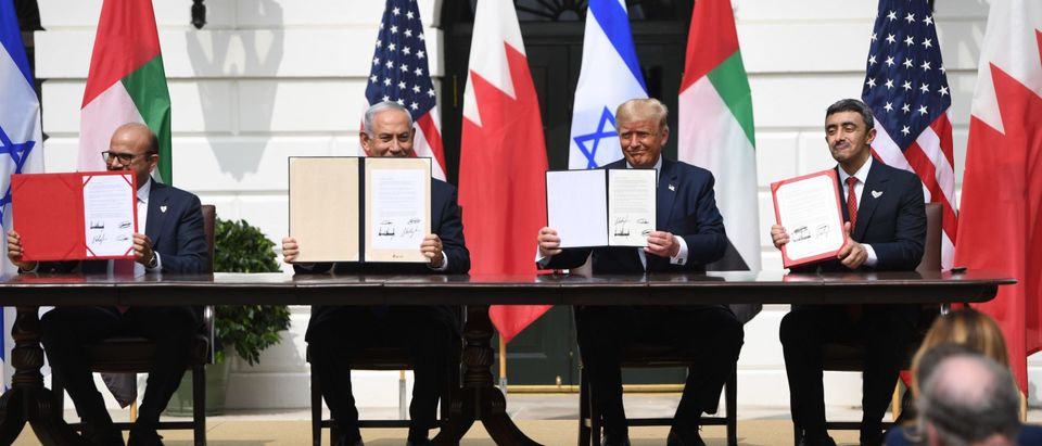 US-ISRAEL-UAE-DIPLOMACY-POLITICS