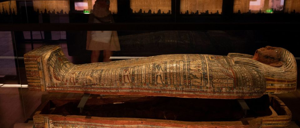 FRANCE-EGYPT-CULTURE-EXHIBITION