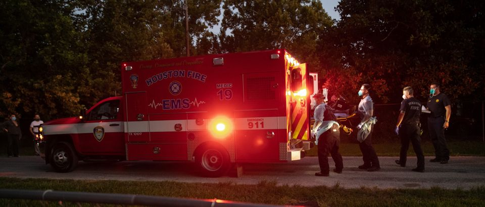 Houston Fire EMS Faces Continued Surge Of Coronavirus Cases