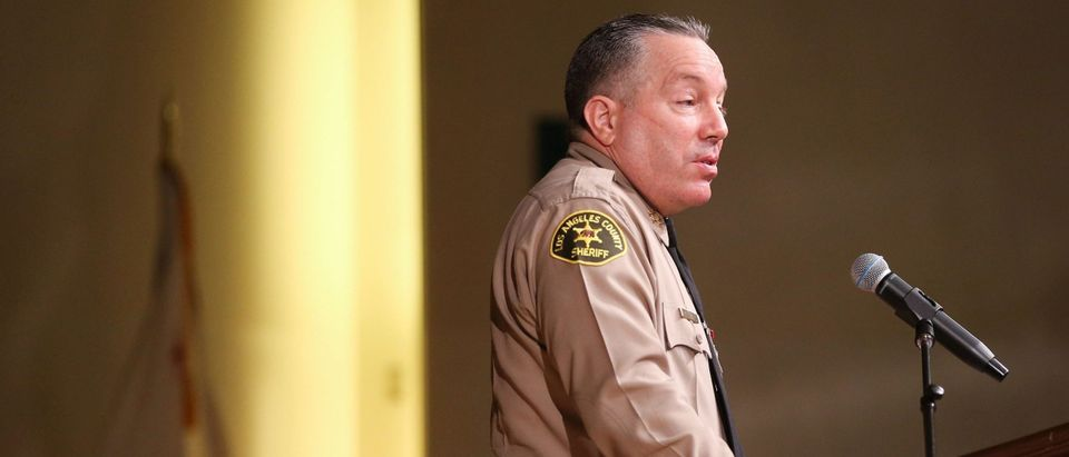LA County Sheriff Alex Villanueva Presides Over Police Academy Graduation