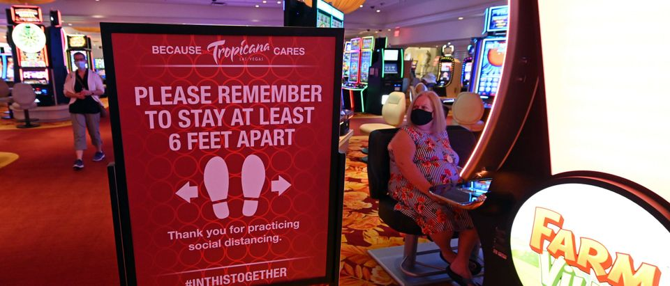Tropicana Las Vegas Reopens To The Public