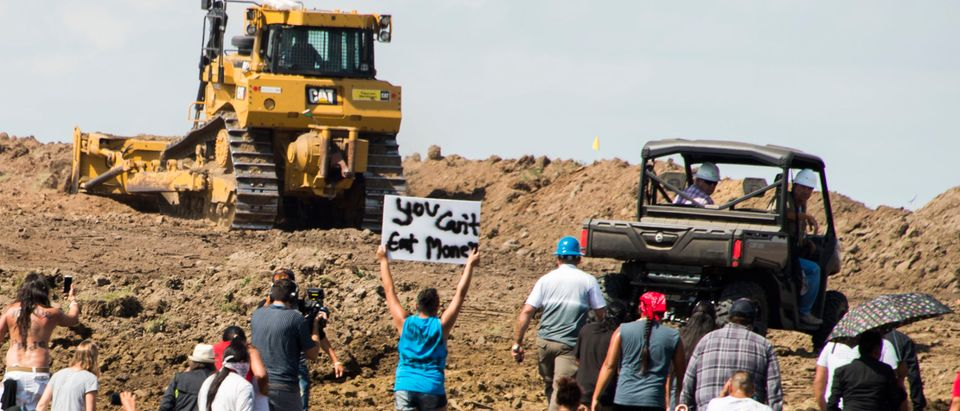US-ENVIRONMENT-PROTEST